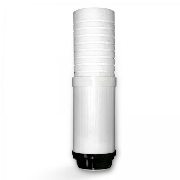 Kombi Trinkwasser Filter Sediment 5 Mikron Aktivkohle Wasserfilter