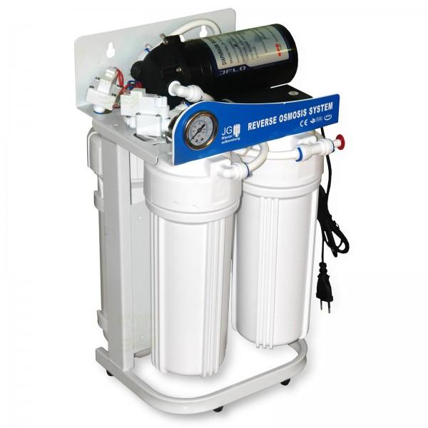 Mini Direct Flow Umkehrosmose-Anlage 300 GPD