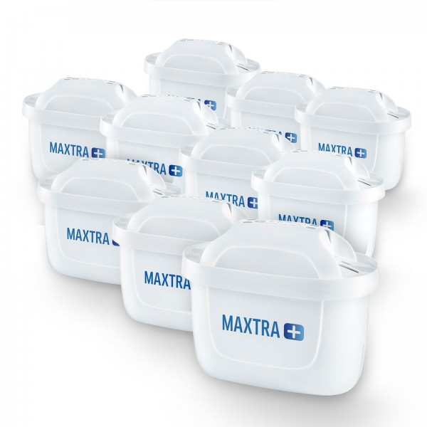 10x Brita Maxtra + , originale Maxtra plus Kartusche