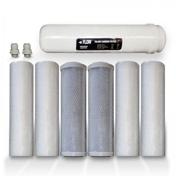 Ersatzfilterset 1 für Umkehrosmose 600/800 GPD