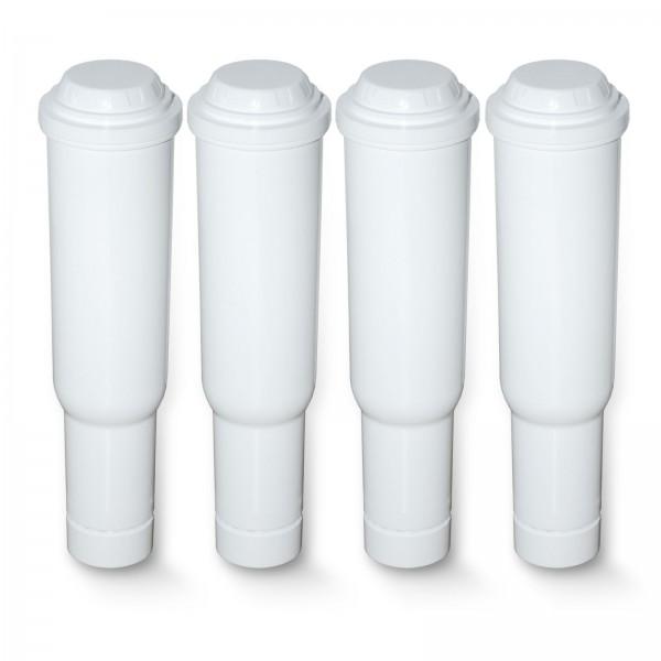 4x Wasserfilter für Jura Impressa kompatibel Jura Claris Plus White 60209