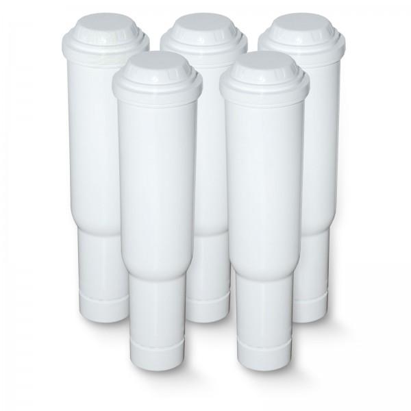 5x Wasserfilter für Jura Impressa kompatibel Jura Claris Plus White 60209
