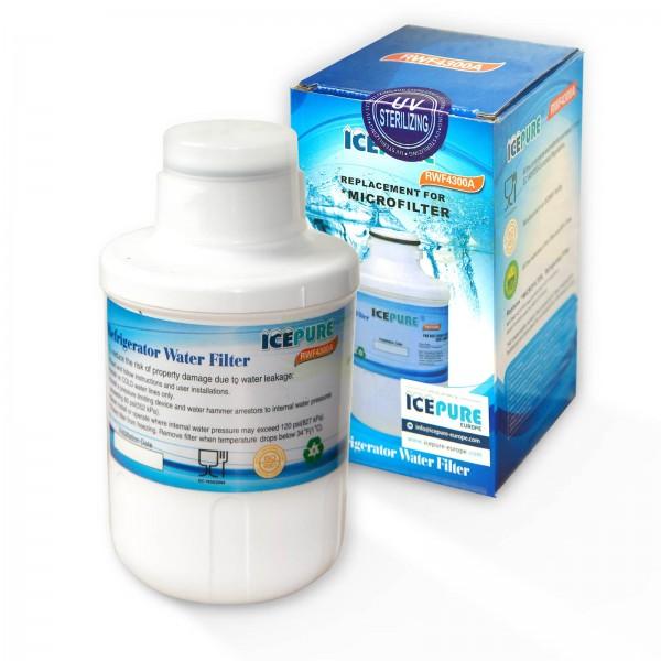 Microfilter MFCMG14211FR, MFCMG14211F kompatibel, von Icepure RWF4300A