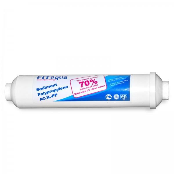 Inline Sedimentfilter, AC-IL-PP