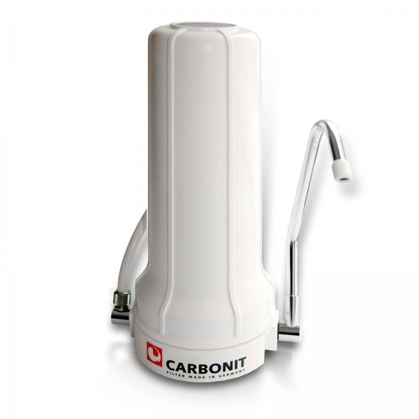 SanUno Classic Wasserfilter von Carbonit, Auftischfilter