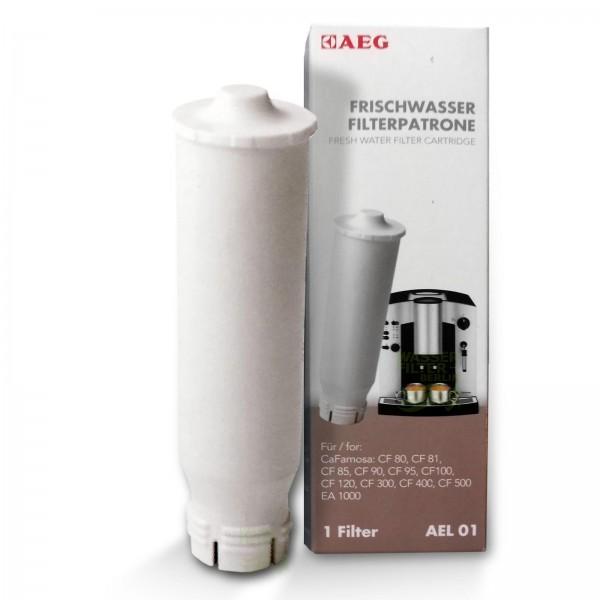 Wasserfilterpatrone AEG AEL01 für Espresso-Vollautomaten CaFamosa und EA 1000