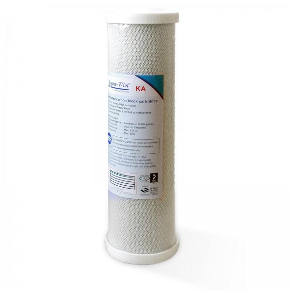 Aquawin MFP Aktivkohleblock 5µm (NSF zertifiziert)