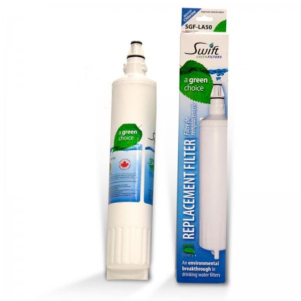 SGF-LA50 Wasserfilter kompatibel LG LT600P JA2005A Kühlschrankfilter