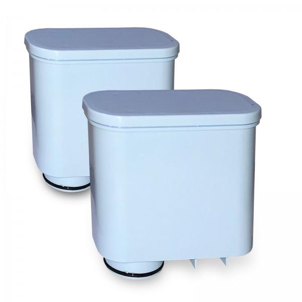 2x Wasserfilter kompatibel mit AquaClean CA6903 SAECO Delfin WF-AF13