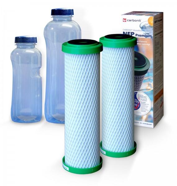 2 Stück NFP Premium Carbonit , 2 Flaschen (versandkostenfrei)