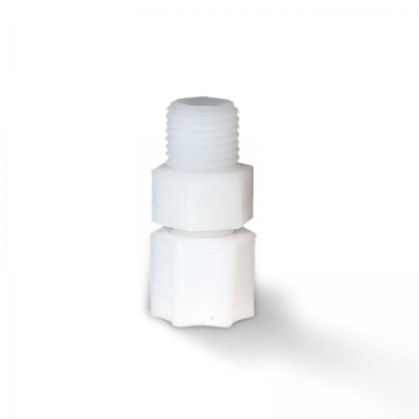 """Adapter für Kühlschrankfilter, Jaco Schraubverschluss 6,4mm (1/4"""")"""