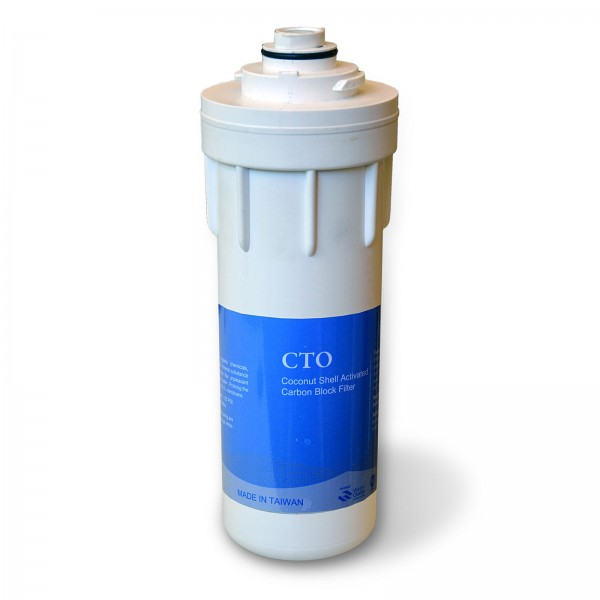 Ersatzfilter CTO Aktivkohleblock für Quick Change 300 GPD Umkehrosmose