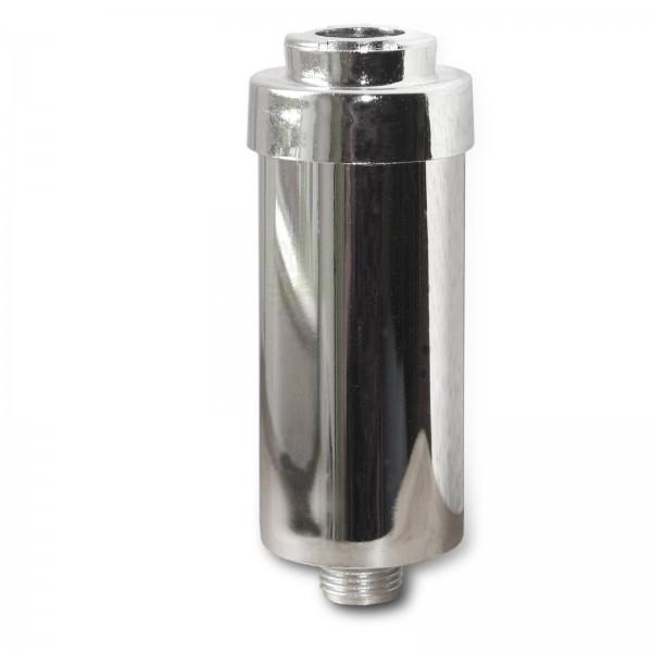 Duschfilter FitAqua chrom Wasserfilter zum Wohle Ihrer Haut, BPA-frei
