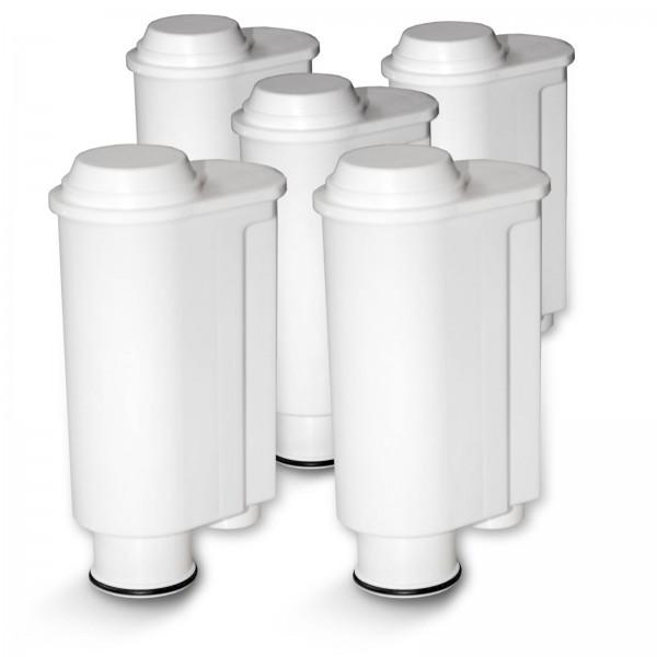 5er-Packung Wasserfilter passend für Saeco / Phillips Kaffeemaschinen