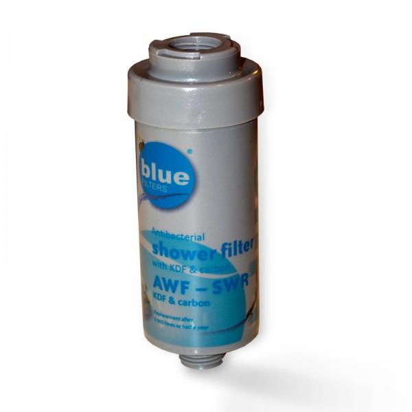 Duschfilter Bluefilter, Wasserfilter zum Wohle Ihrer Haut, Sonderpreis