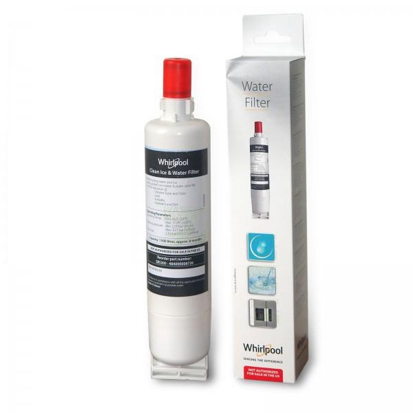 Wasserfilter SBS200 für Whirlpool Kühlschrank 4396510, 481281729632