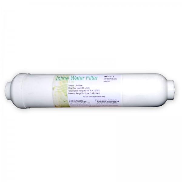 externer Kühlschrankfilter, Kokonutcarbon GAC-1011, Klick