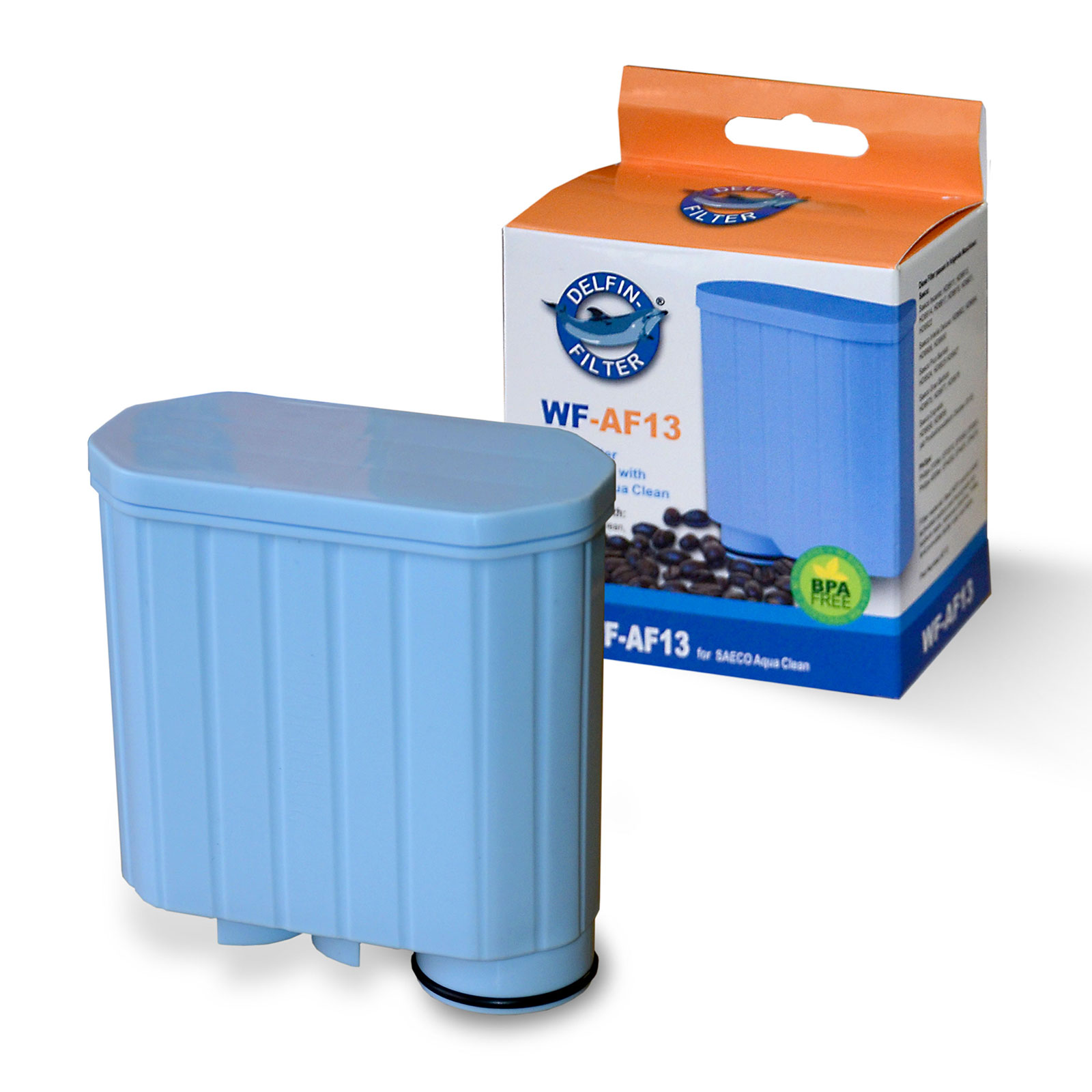 1x Wasserfilter kompatibel mit AquaClean CA6903 SAECO Delfin WF-AF13   Wasserstelle, Ihr Spezialist für gutes Wasser