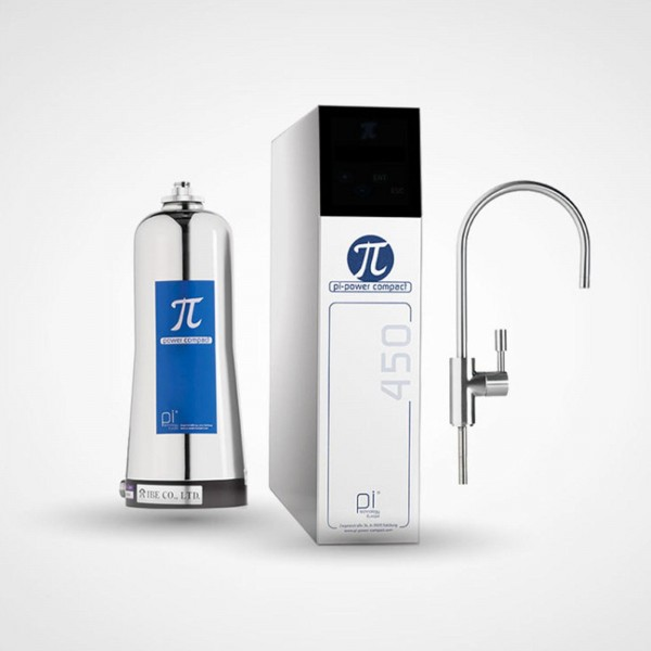 PI®-Power-Compact 450 Plus Direct-Flow-Osmoseanlage max. 2,5 Liter/Minute