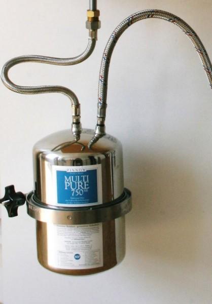 Untertischfilter Multipure MP 750SI Trinkwasserfilter