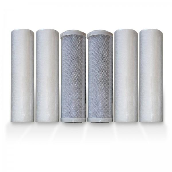 3243 - Ohne Zusatzstufen, ohne Aktivkohlenachfilter