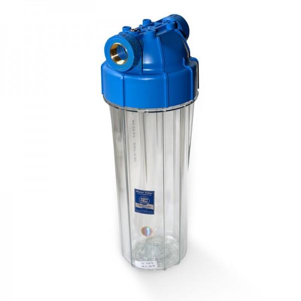 """25,4cm/10Zoll Wasserfilter Gehäuse EKO 1/2"""" IG"""