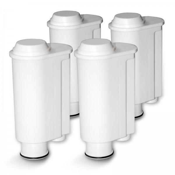 4er-Packung Wasserfilter passend für Saeco / Phillips Kaffeemaschinen