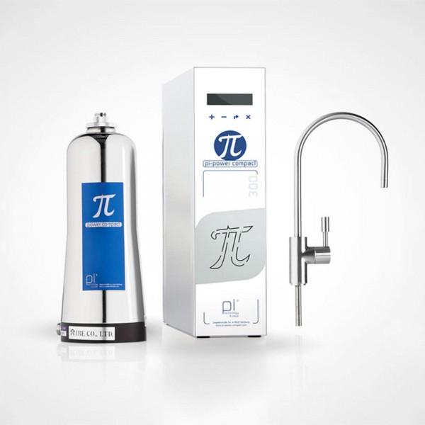 PI®-Power-Compact 300 UV-Plus Directflow-Umkehrosmose, UV-LED, Glyphosat-Filterset