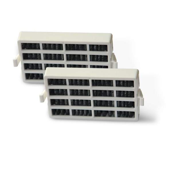 2x Bauknecht HYG001 (481248048173) Whirlpool ANT001 (481248048172) kompatibler Filter