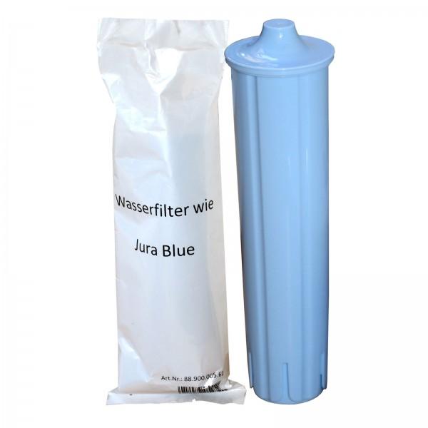 6x Scanpart Jura Claris Blue 67007 71311 71312 kompatible Filter für Jura ENA