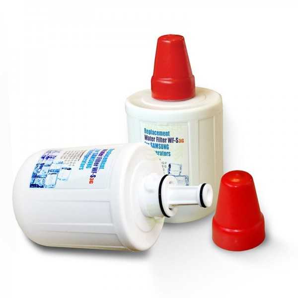 2x Wasserfilter WF-S, komp. mit DA29-00003G, F, Kühlschrankfilter 3G1