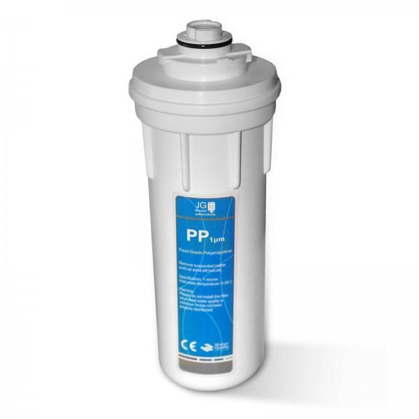 Sediment Ersatzfilter 1 Mikron für 600 GPD Quick Change Umkehrosmose