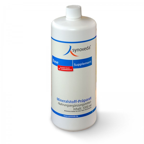 Synoveda Base Supplement Mineral 1000ml
