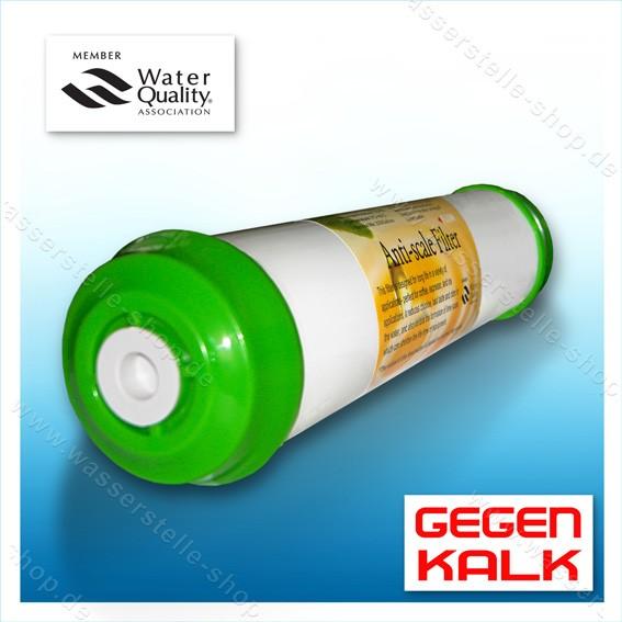 Kalk Wasserfilter für Side by Side Kühlschränke Samsung, LG, Pri