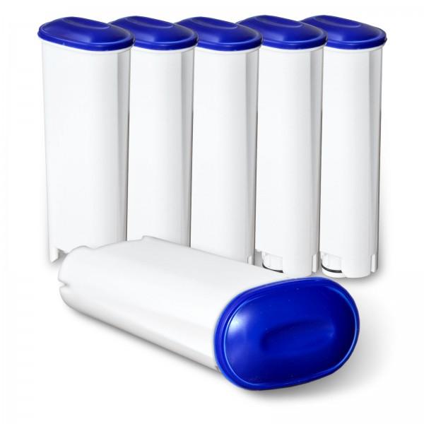 6x Wasserfilter kompatibel für alle DeLonghi Kaffeemaschinen