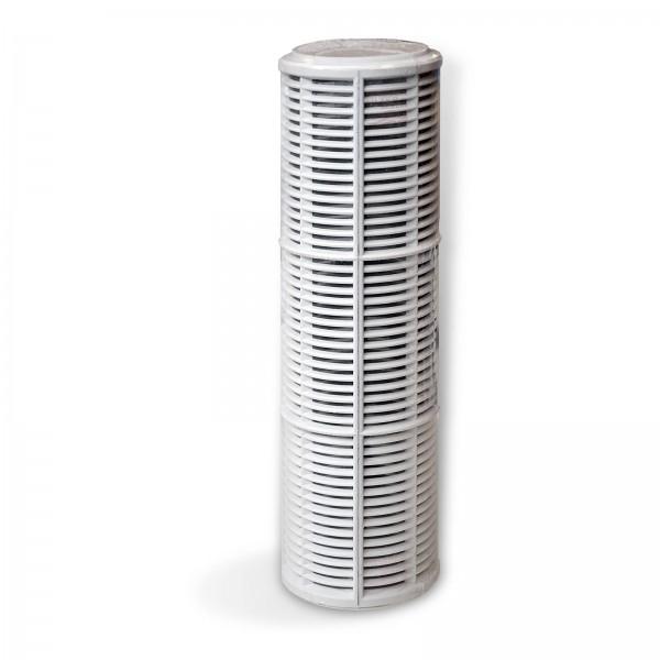 Vorfilter, Edelstahlnetz 20 Mikrometer für 10 Zoll Wasserfiltergehäuse