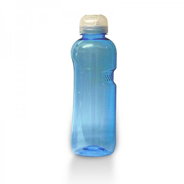 Trinkflasche 1Ltr. mit Sportverschluss, Bisphenol A-/ weichmacherfrei