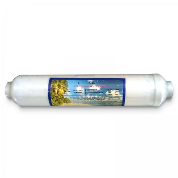 Sedimentpatrone Inline für Umkehrosmose Wasserfilter Vorfilter