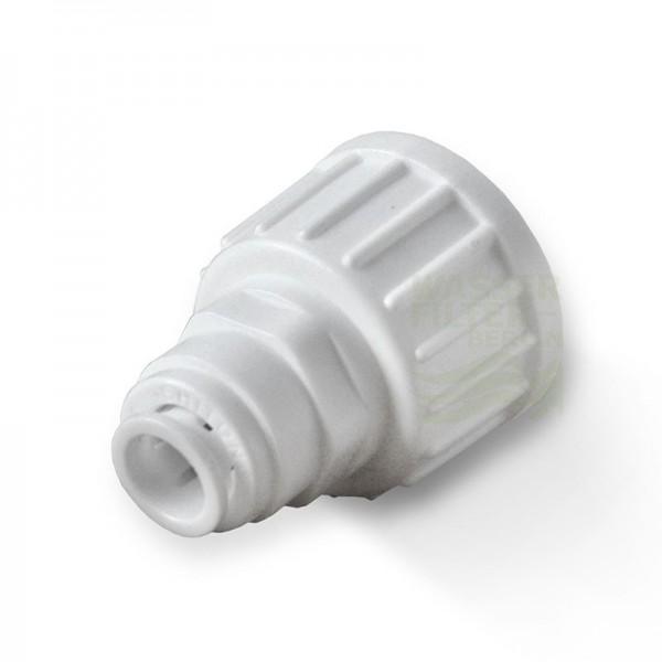 """Wasseranschluss für 9mm Schlauch (IG 3/4"""" x 3/8"""" für Schlauch)"""