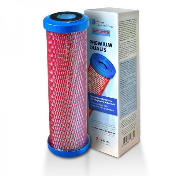 Carbonit Premium Dualis mit integriertem Kalkschutz