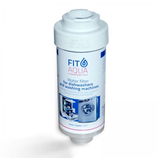 FitAqua Wasserfilter für Waschmaschine, Spülmaschine