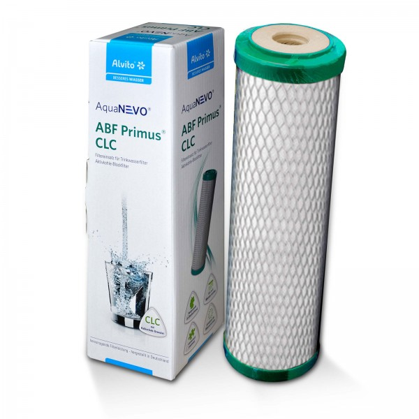 "Alvito Filter ""ABF Primus-CLC"" mit Kalkschutz"