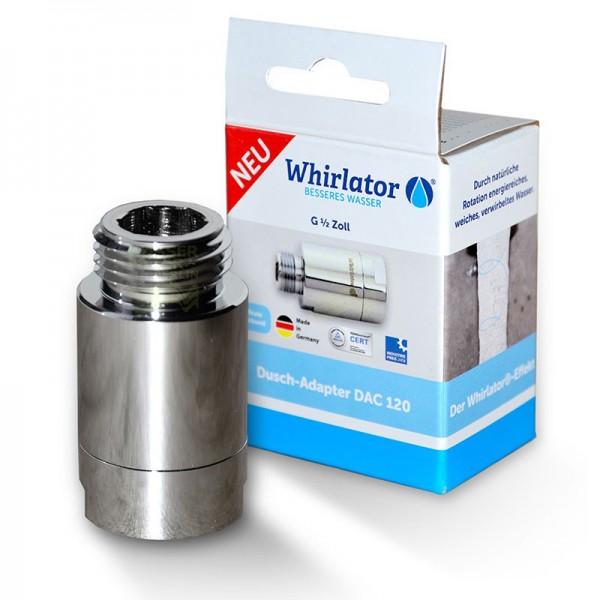 Wasserwirbler Whirlator-DAC-120 Duschadapter