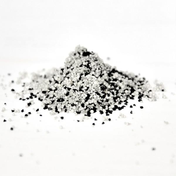 Nachfüllgranulat, Teilentsalzungsharz mit Aktivkohle 5 L