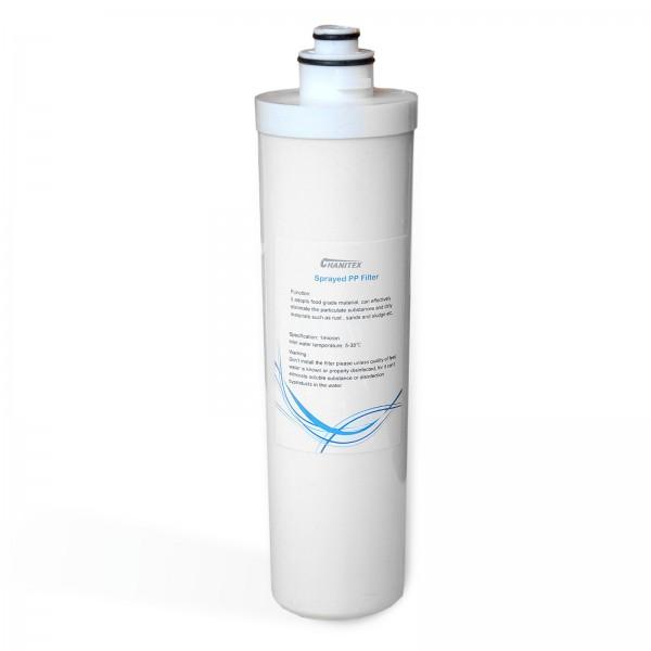 Ersatzfilter Vorfilter Sediment (1µm) für 500 GPD Quick Change Umkehrosmose