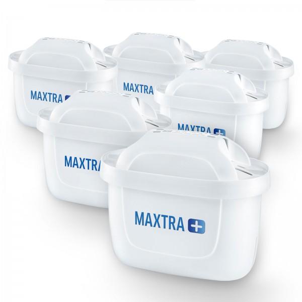 6x Brita Maxtra + , originale Maxtra plus Kartusche