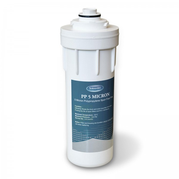 Sediment Ersatzfilter 5 Mikron für 300 GPD Quick Change  Umkehrosmose