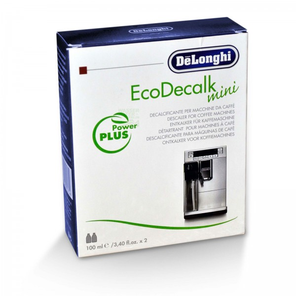 DeLonghi Eco Decalk Entkalker DLSC003 DL 5513214841 Doppelpack