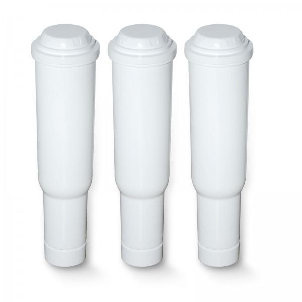 3x Wasserfilter für Jura Impressa kompatibel Jura Claris Plus White 60209
