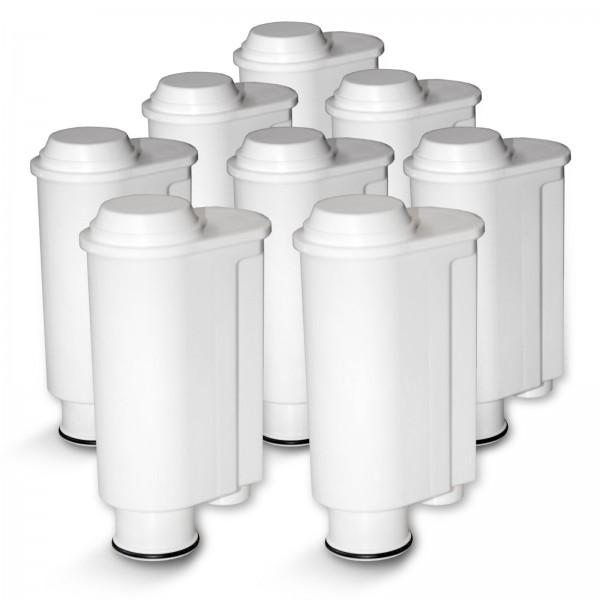 8er-Packung Wasserfilter passend für Saeco / Phillips Kaffeemaschinen